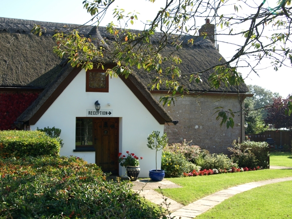 Dunscombe Manor Holiday Cottages Reception