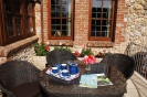 Daisy Holiday Cottage Patio